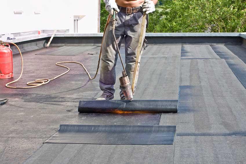 Flachdach Die Vorteile Durch Nutzung Als Terrasse Oder Dachgarten